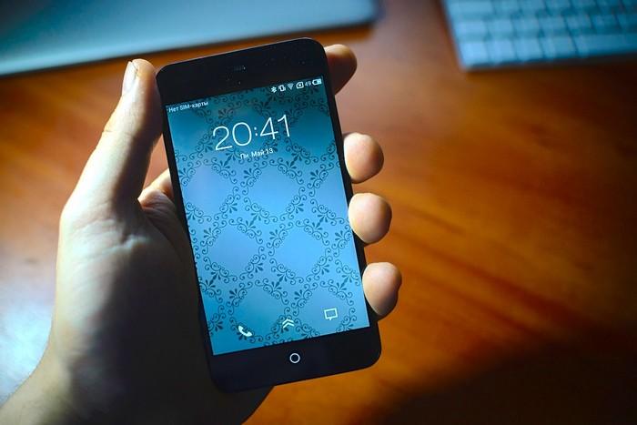 Смартфон Meizu MX2