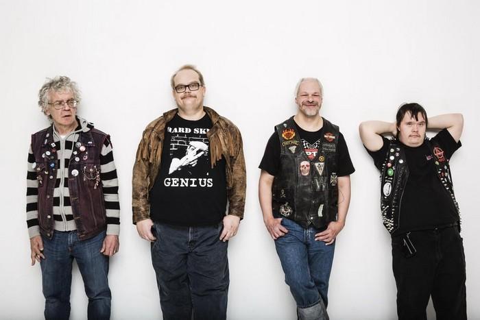 PKN - панк-группа музыкантов с синдромом Дауна