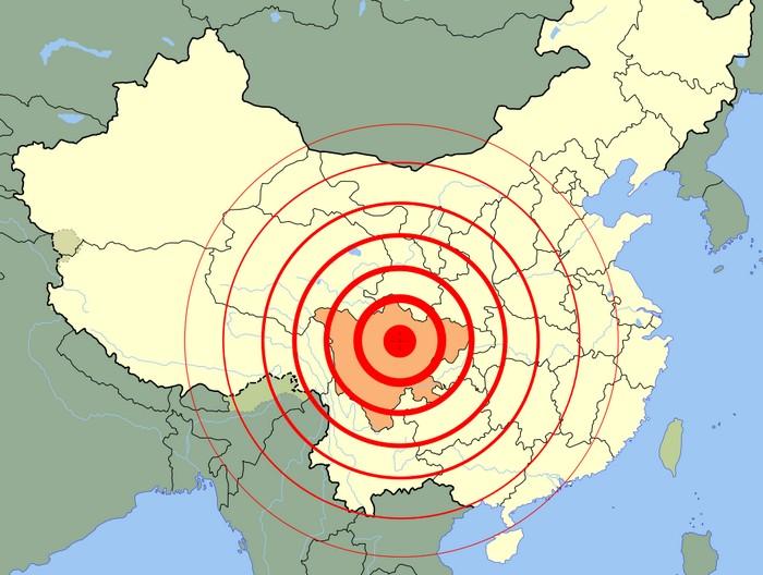 Землетрясение в китайской провинции Сычуань в 2008 году
