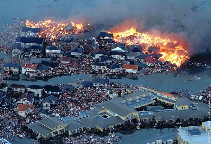 Землетрясение в Японии 2011 года