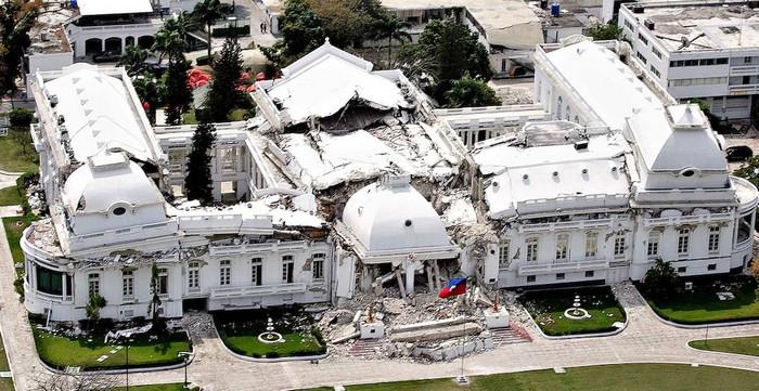 Землетрясение на Гаити в 2010 году