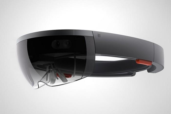 Очки дополненной реальности Microsoft HoloLens