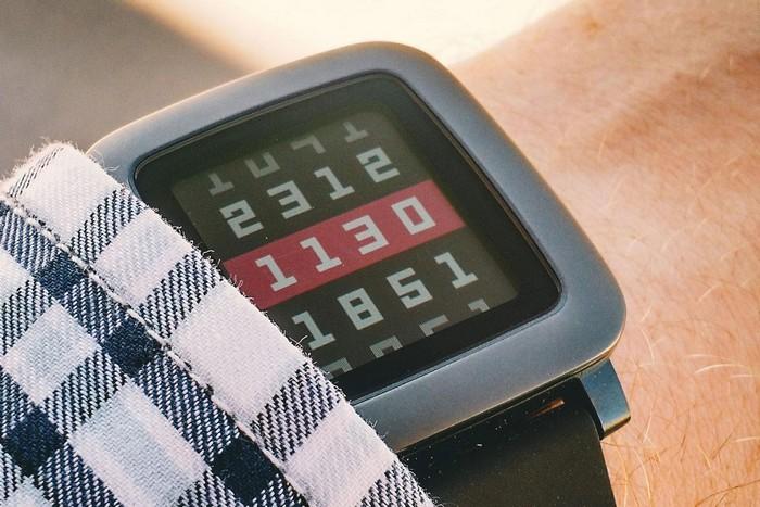 Умные часы Pebble Time