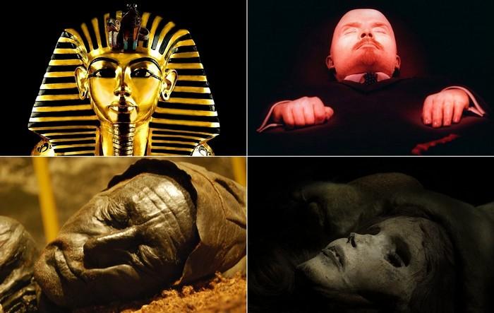 Реальные способы стать мумией