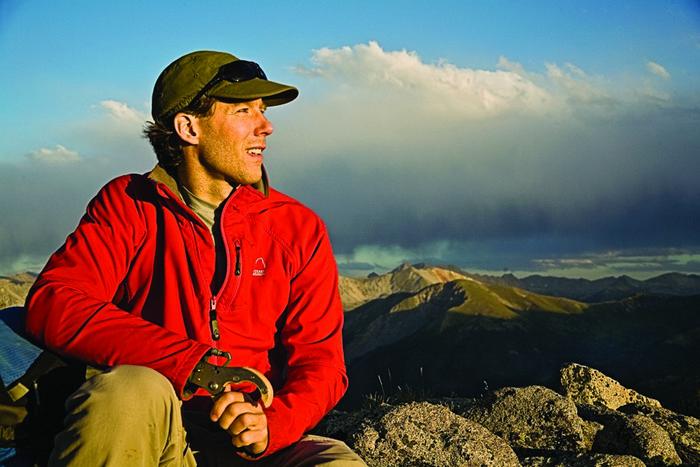 Арон Ралстон - альпинист без руки