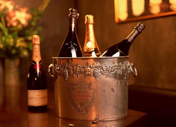 Шампанское Вдова Клико