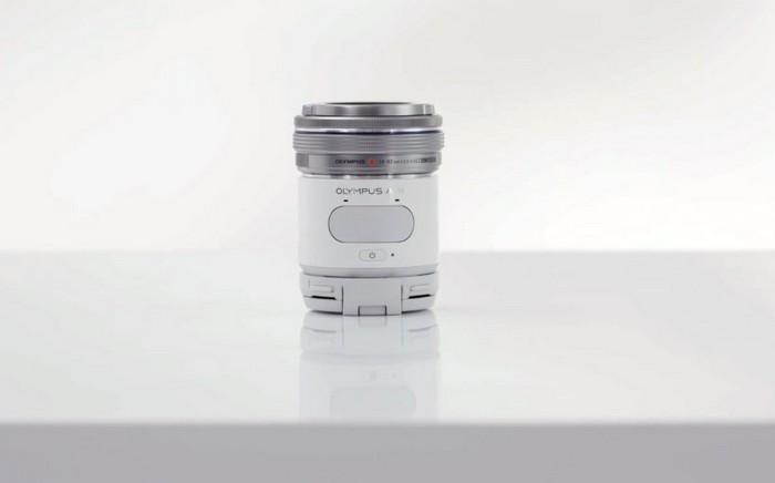 Olympus Air A01 – качественная фотокамера на основе мобильного телефона