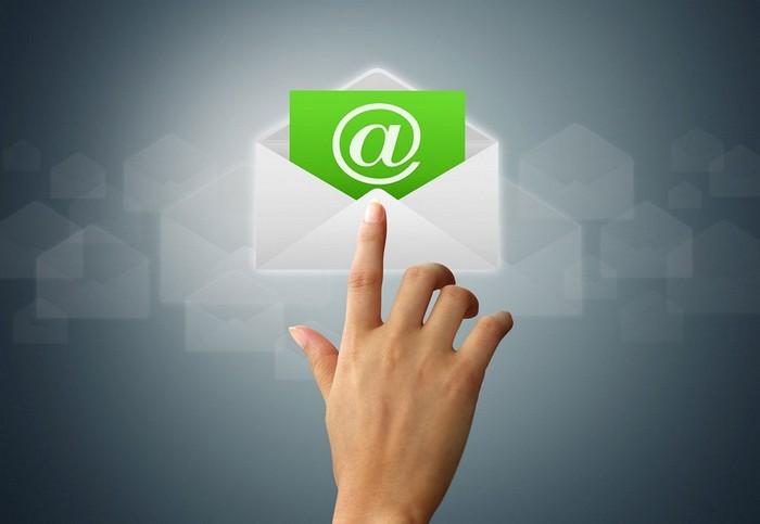 Электронные заказные письма от Почты России