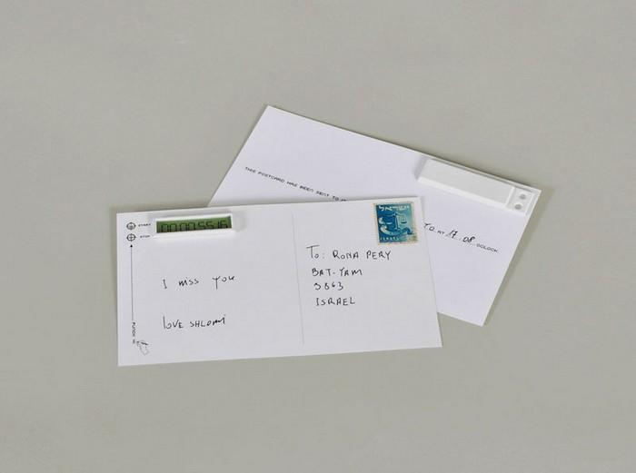 Таймер для скорейшей доставки почты