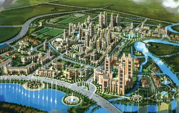 План будущего развития Либерленда
