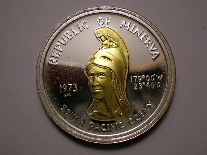 Деньги Республики Минерва