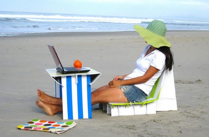 Современные инновационные способы как совместить работу и отдых