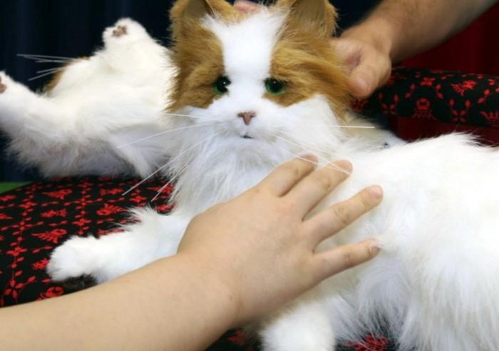 Робот-кошка от Sega