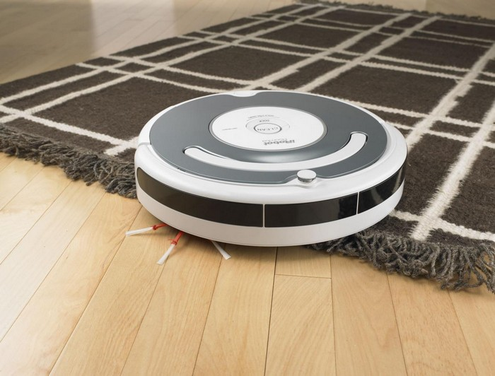 iRobot Roomba - самый популярный в мире автономный робот-пылесос