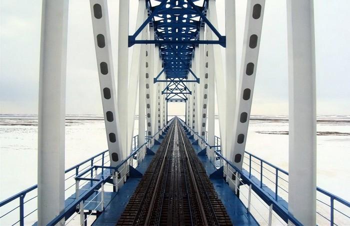 Мост через Юрибей, Ямало-Ненецкий автономный округ