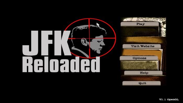 JFK Reloaded - симулятор убийства Джона Кеннеди