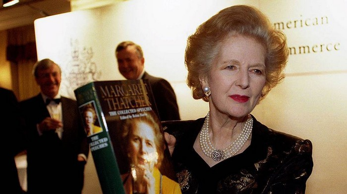 Маргарет Тэтчер и ее книга Искусство управлять государством