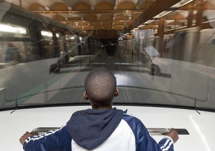 Беспилотные поезда в Парижском метрополитене