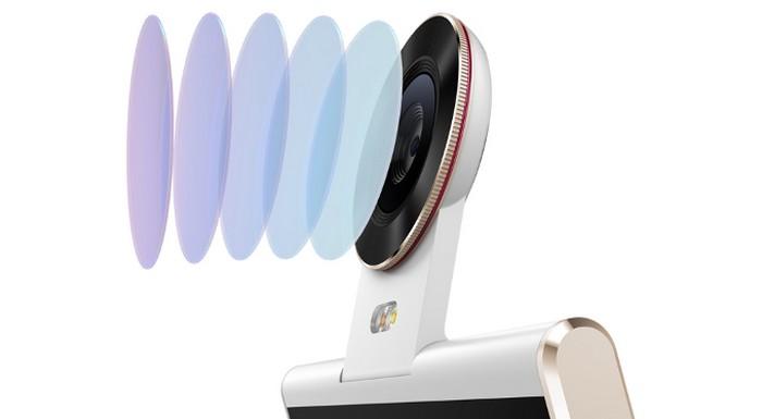 Смартфон для селфи Doov Nike V1