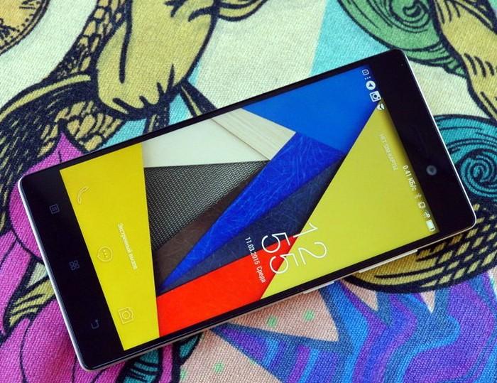 Смартфон для селфи Lenovo Vibe X2 Pro