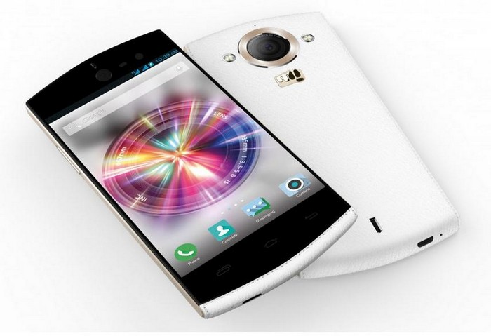 Смартфон для селфи Micromax Canvas Selfie A255