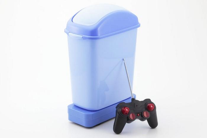 Kyosho – мусорное ведро с дистанционным управлением