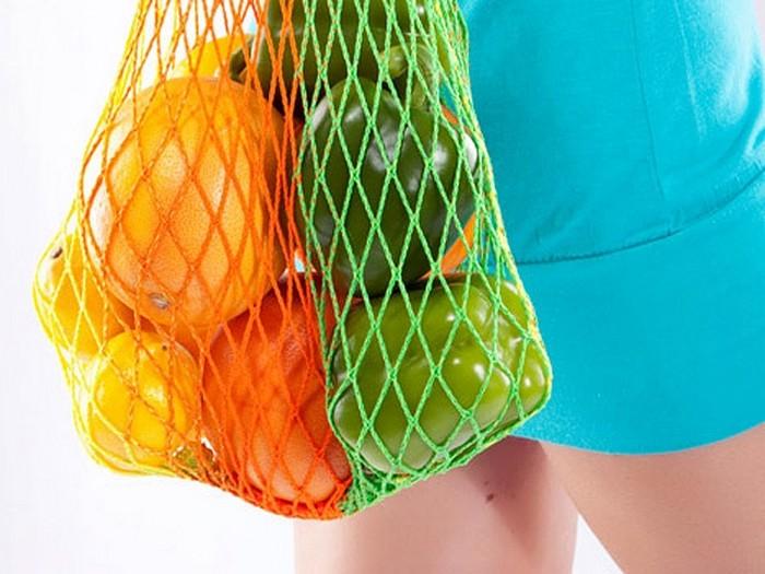 Spider bag - современный вариант авоськи