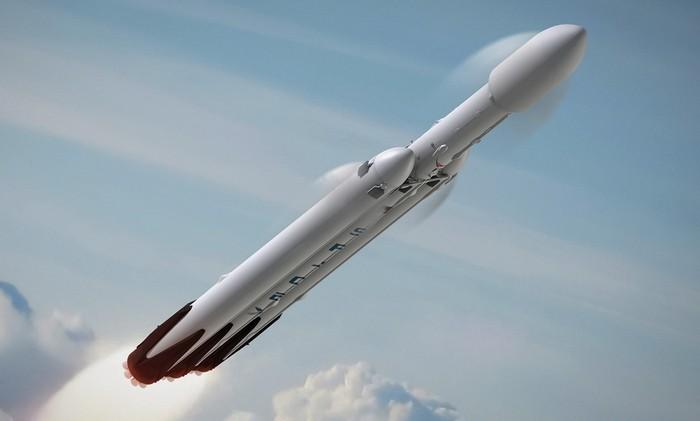 Ракета Falcon Heavy от компании SpaceX