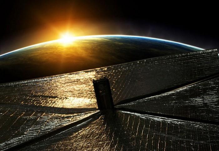 Солнечный парус