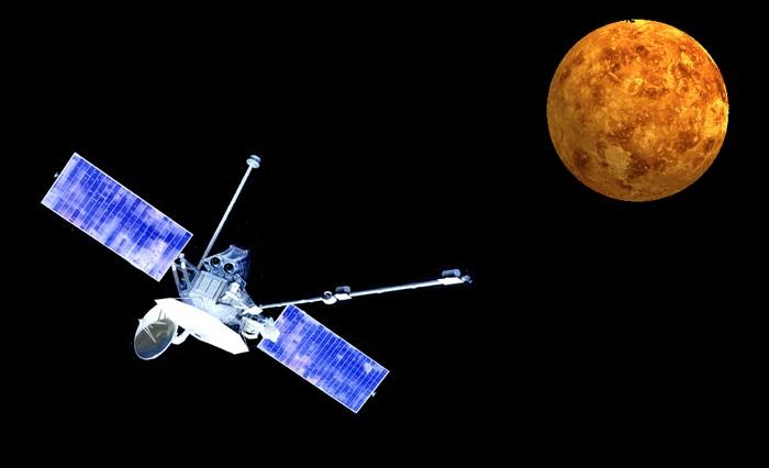 Автоматическая межпланетная станция Маринер-10