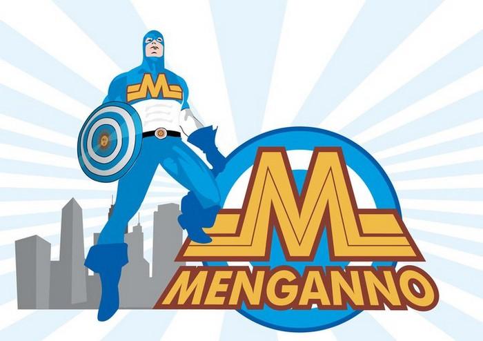 Супергерой Menganno – помощник полиции в Буэнос-Айресе