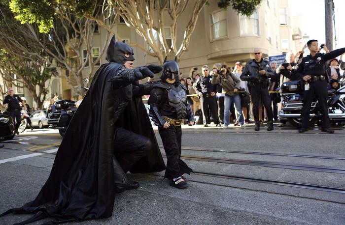 BatKid - Бэтмен-младший спасает Сан-Франциско