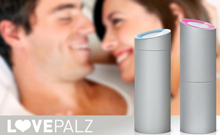 LovePalz – гаджет для сексуальных игр людей, разделенных расстоянием