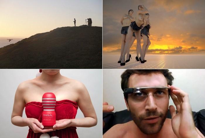 Современные технологии, которые используются в порно-индустри