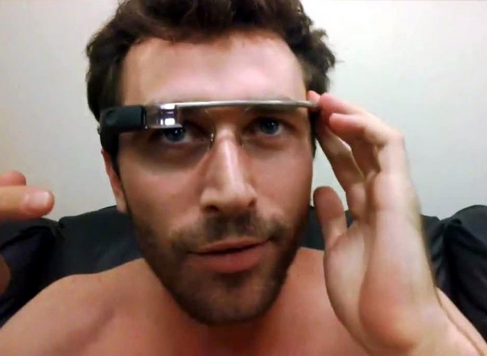 Порноролик, снятый при помощи умных очков Google Glass