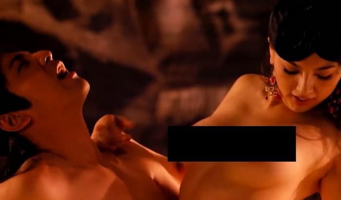 Секс и Дзен 3D: Экстремальный экстаз - первый в мире порнофильм в формате 3D