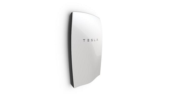 Домашний аккумулятор Tesla Powerwall