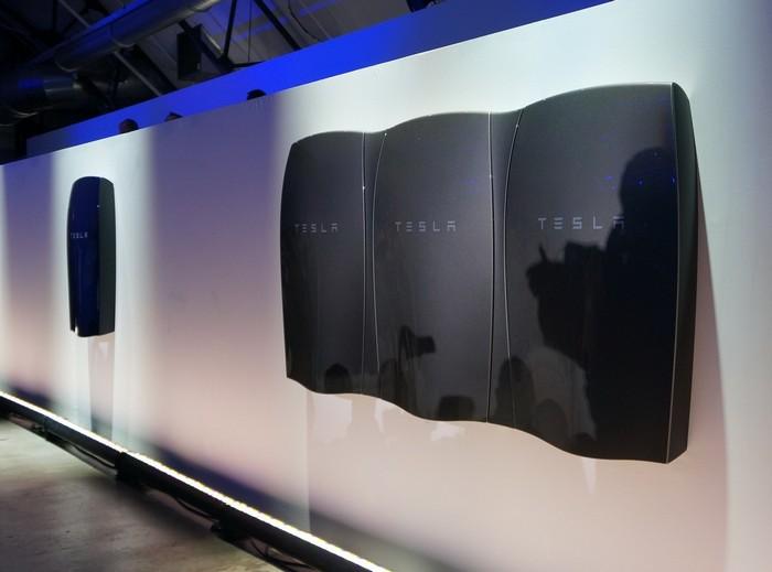 �������� ����������� Tesla Powerwall