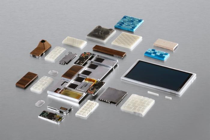 Project Ara - первый в мире модульный смартфон