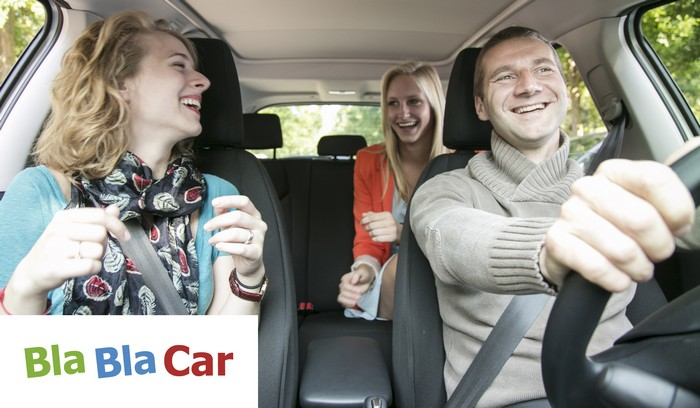 BlaBlaCar - онлайн-сервис по поиску попутчиков