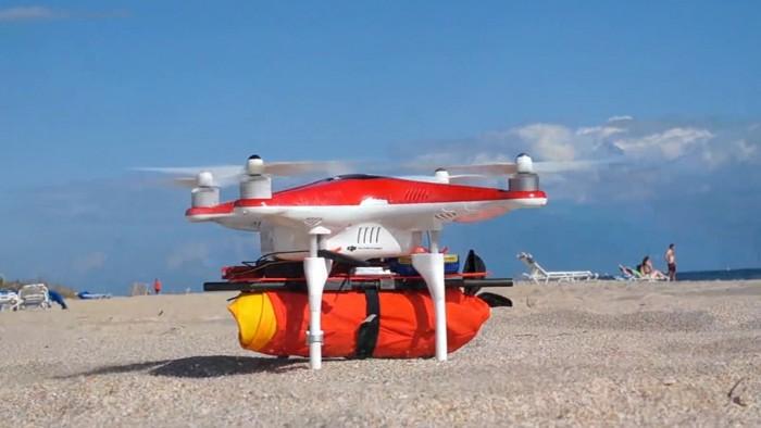 Project Ryptide – беспилотник для спасателей Малибу