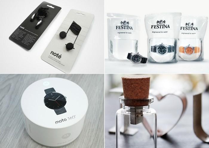 Примеры самых необычных в мире упаковок для электронных устройств