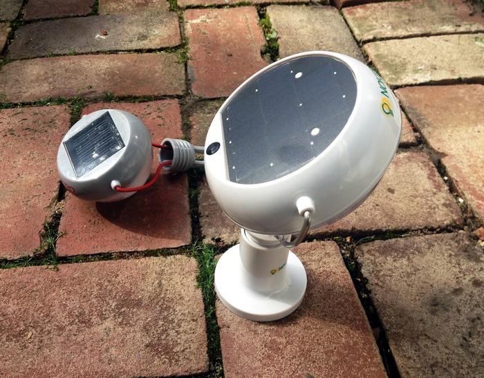 Nokero Solar N222 - лампочка, которая работает от солнечной энергии
