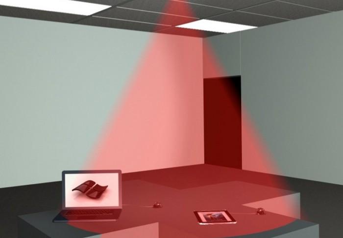 Li-Fi - лампочки, которые передают информацию через свет