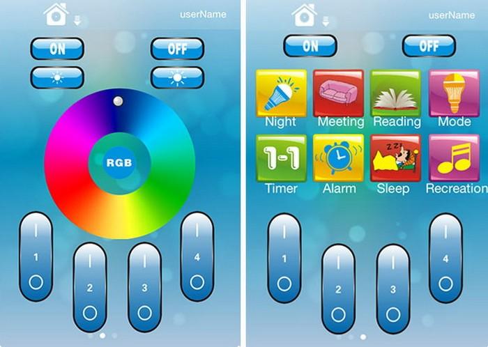 Marlight - лампочка под управлением мобильного телефона