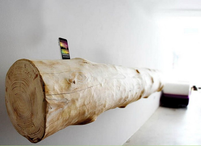 iTree – мастабная док-станция для смартфона iPhone