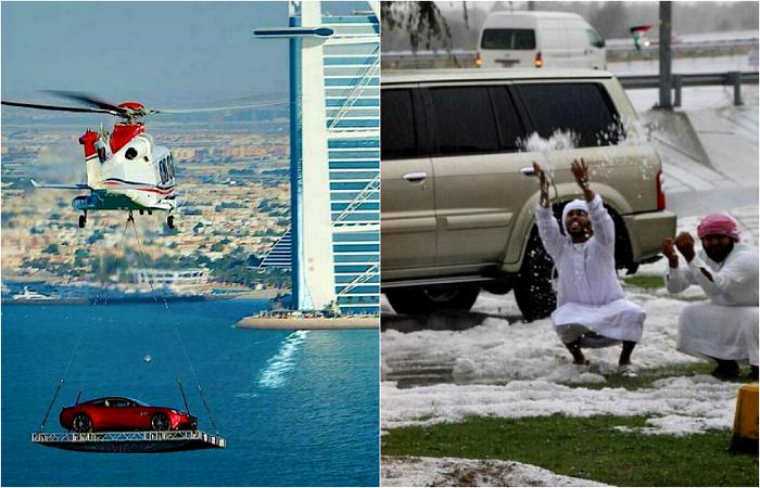 Добро пожаловать в Дубай!