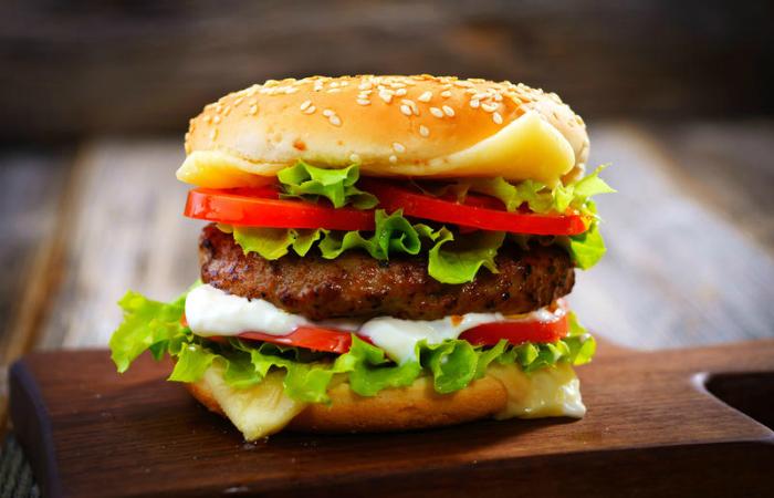 Рецепты самых вкусных бургеров.