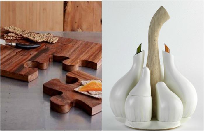 Яркие и полезные приспособления для кухни.