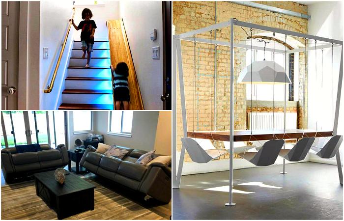 Фантастические идеи для дома, которые влюбляют в себя с первого взгляда.